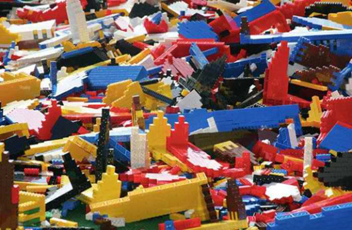 There will come a time that we will pick up the pieces again to build our Lego  House.